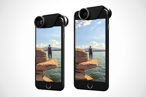 Olloclip Unveils 4-IN-1 Photo Lens For iPhone 6 | BallerStatus.com