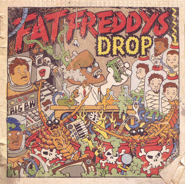 Images for Fat Freddys Drop* - Dr Boondigga And The Big BW