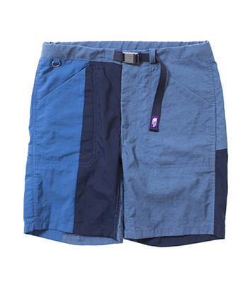 nanamica / Patchwork Mountain Shorts