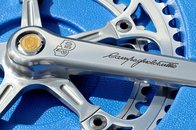 1984 Campagnolo 50th ANNIVERSARY GROUP #12421 -PERFECT- for sale