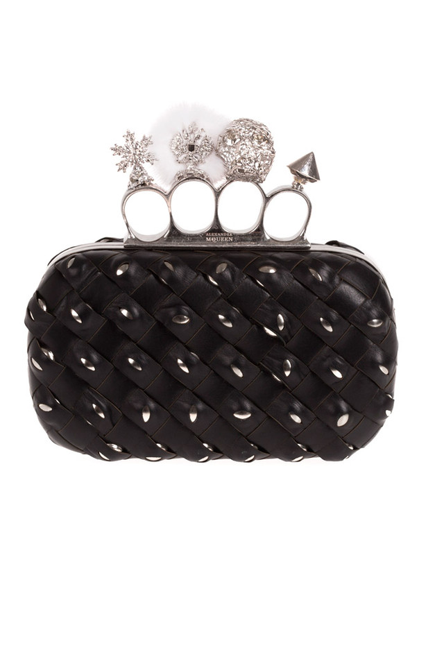 Style.com Accessories Index : fall 2011 : Alexander McQueen