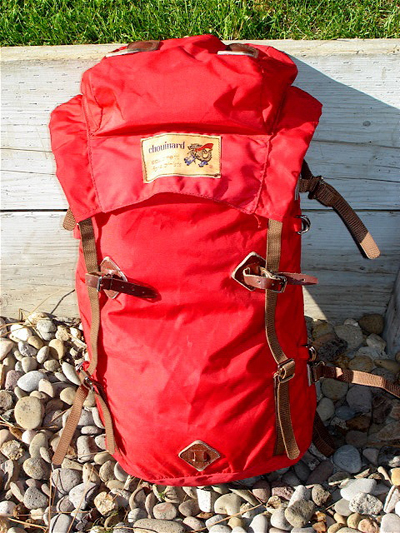 REFERENCE LIBRARY: Vintage Chouinard Pack
