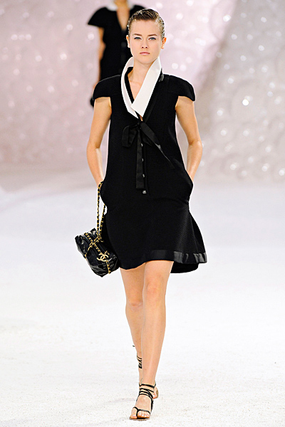OOOK - Chanel - Ready-to-Wear 2012 Spring-Summer - LOOK 25