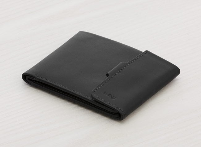 Coin Fold - Slim Leather Wallets by Bellroy