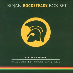 Amazon.co.jp: Trojan Rocksteady Box Set : Rocksteady: Various Artists: 音楽