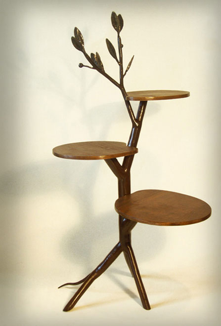 Portfolio - Tables & Chairs - Shawn Lovell Metalworks