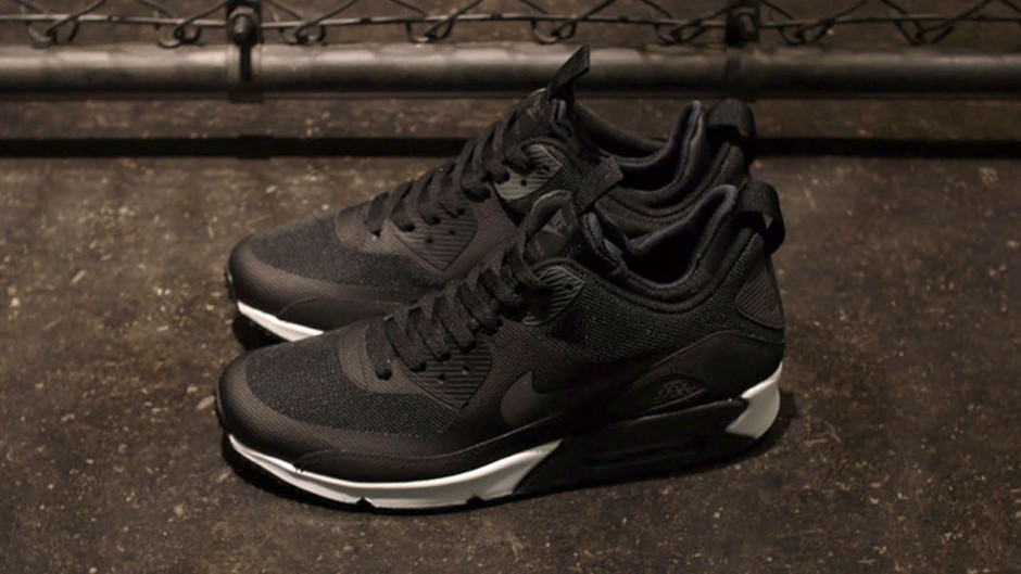 AIR MAX 90 SNEAKERBOOT NS 「LIMITED EDITION for NON FUTURE」 BLK/SLV/WHT ナイキ NIKE | ミタスニーカーズ|ナイキ・ニューバランス スニーカー 通販