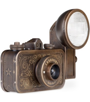 La Sardina Camera & Flash - Belle Starr - Lomography Shop