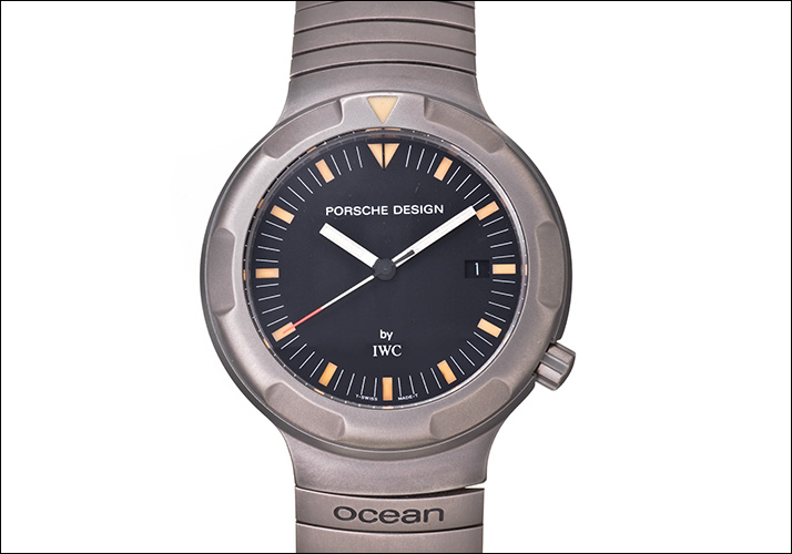 Rakuten: Porsche Design by IWC Ocean 2000 Ref.3504.001 Owned] (PORSCHE DESIGN by IWC OCEAN 2000 Ref.3504.001)- Shopping Japanese products from Japan