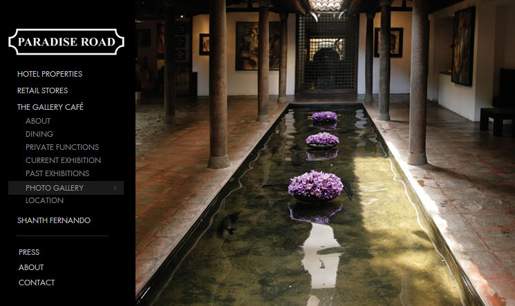 Paradise Road Galleries – The Gallery Cafe | Dine in Sri Lanka