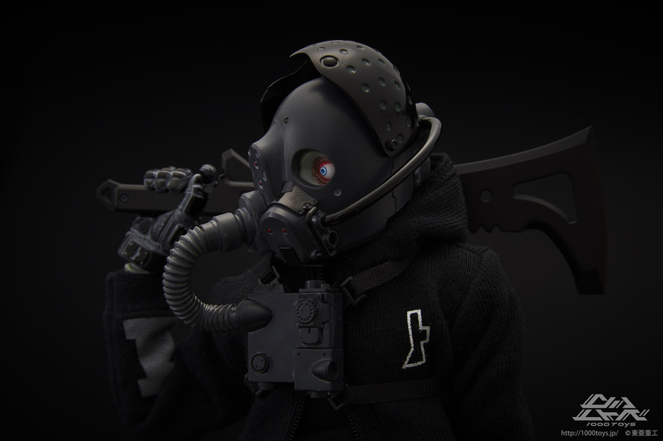 Anti CaRB Squad-2015 event exclusive items – 東亜重工 - TOA Heavy Industries