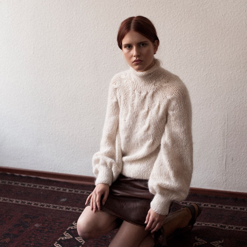 Laura's Sweater by Maiami - chic edition