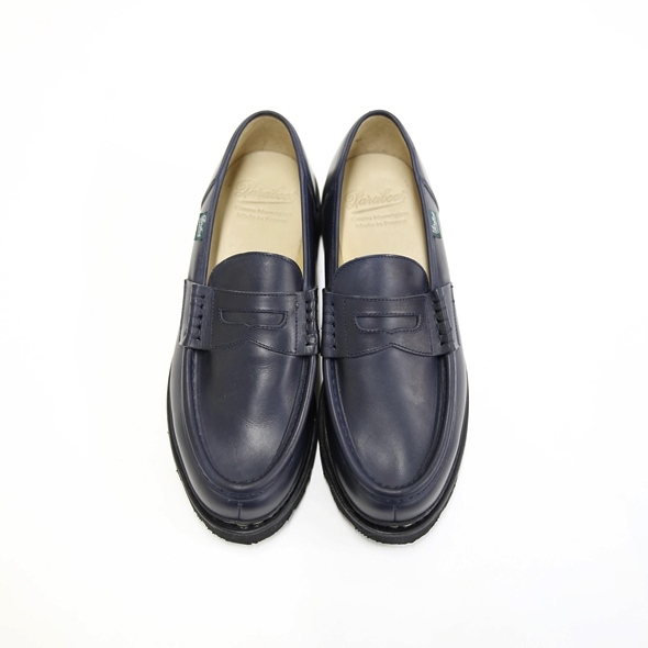 """Paraboot """"REIMS""""(NUIT) 商品詳細 THE SUPERIOR LABOR,A VONTADE,CURLY,NICHE,bukht通販サイト 広島県呉市のセレクトショップ"""