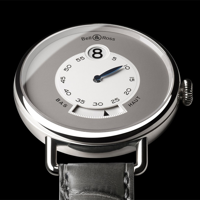 Fancy - Bell & Ross WW1 Heure Sautante Platinum