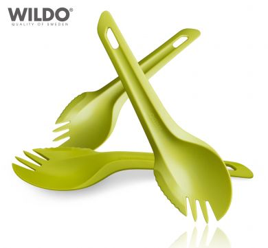 WILDO Sporks Wholesale - Hoodsuk - WILDO - 10 x Wildo® Spork Bulk - Army Surplus Wholesale - Hoods(UK)