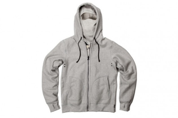 The Source - Reigning Champ x Deus Ex Machina Hoodie and Rider Jacket