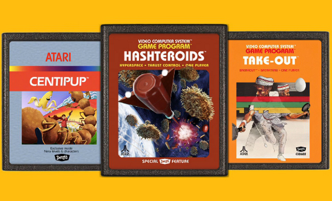 Atari Teamed Up With Denny's To Combine Classic Video Games With Food