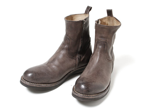 nonnative - VOYAGER SIDE ZIP UP BOOTS ITALIAN COW LEATHER VW | vendor