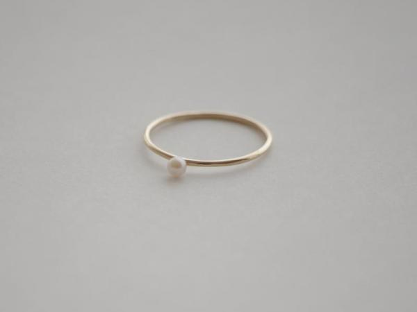 pearl ring - pand online shop