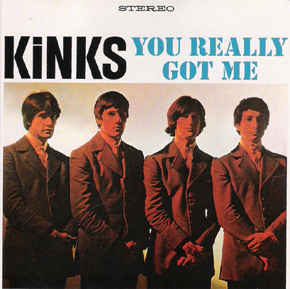 Images for Kinks, The - You Really Got Me