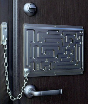 Fancy - Defendius Labyrinth Security Lock
