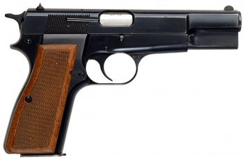 Browning Hi-Power - Internet Movie Firearms Database - Guns in Movies, TV and Video Games