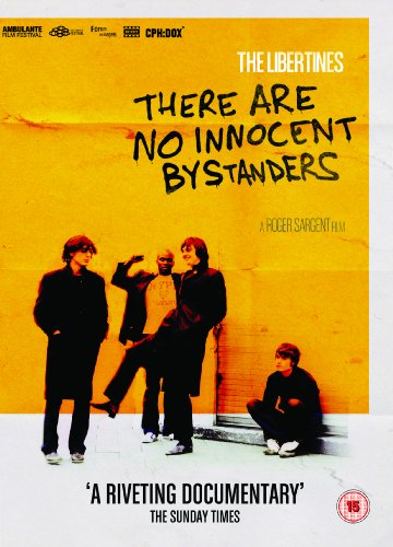Libertines: There Are No Innocent Bystanders [DVD]: Amazon.co.uk: The Libertines: Film & TV