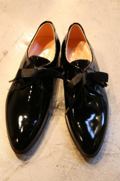 PLAIN TOE SHOES - mother online shop