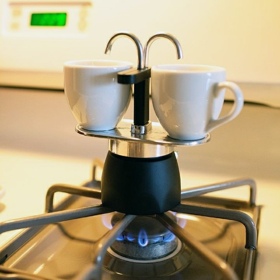 kitchen goods / Mini Express 2-Cup Stovetop Percolator