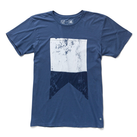 ALMOND FLAG T-SHIRT | Almond Surfboards & Designs