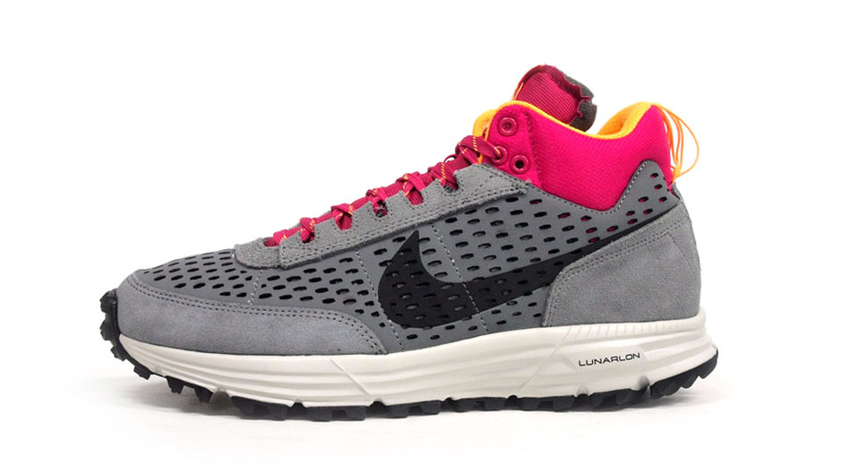 LUNAR LDV TRAIL MID 「LIMITED EDITION for EX」 GRY/PINK/YEL ナイキ NIKE | ミタスニーカーズ|ナイキ・ニューバランス スニーカー 通販