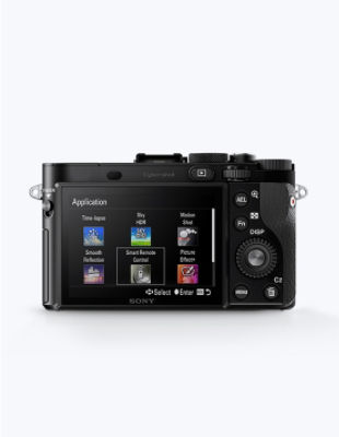 RX100 V The premium 1.0-type sensor compact camera with superior AF performance | DSC-RX100M5 | Sony US