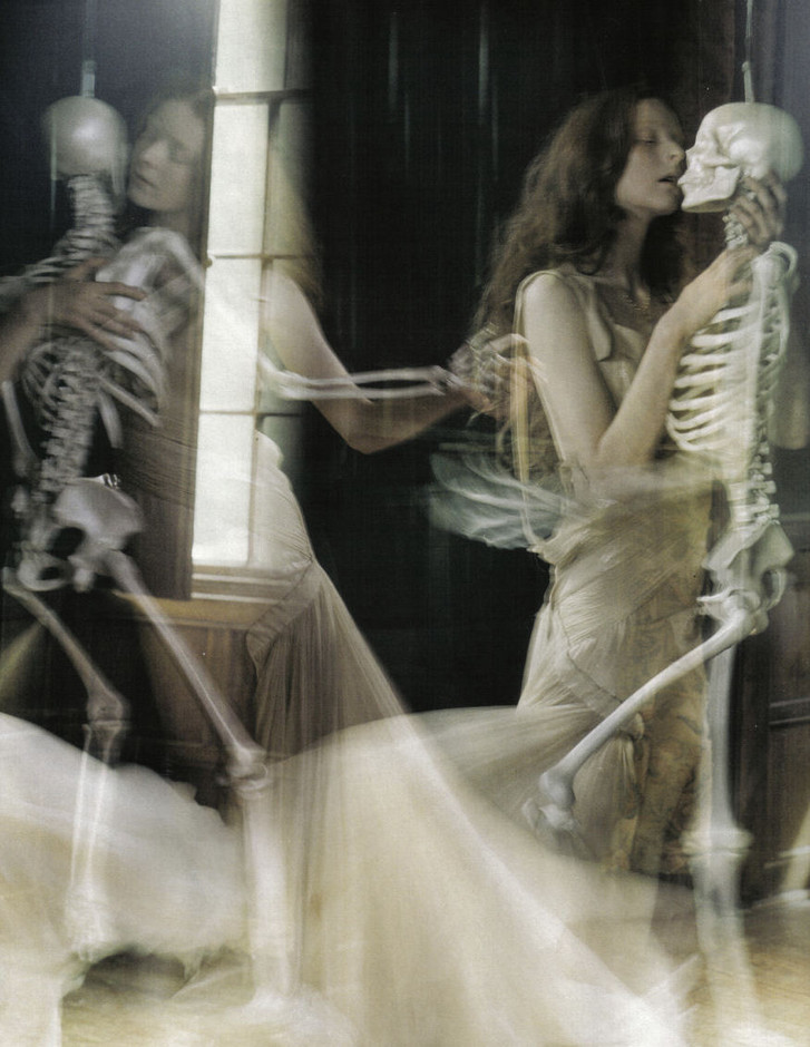 I Will Cleverly Entitle This Later - emma-woodhouse-c-est-moi: Danse macabre. From...