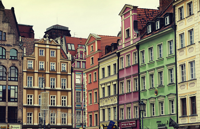 Wrocław in 50 mm | Flickr - Photo Sharing!