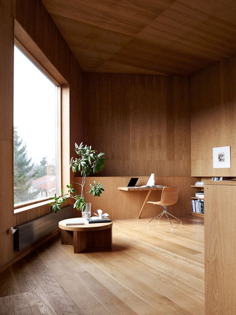 Villa Weinberg by Weinberg Architects and Friis & Moltke