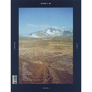 Human being journal issue3|書籍・音楽・文具の代官山 蔦屋書店 オンラインストア【T-SITE SHOPPING】