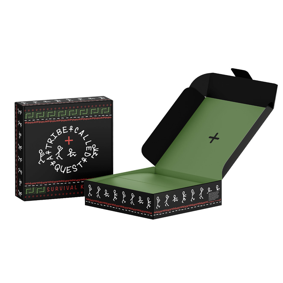 ATCQ Stick Figure Survival Kit | Shop the A Tribe Called Quest Official Store