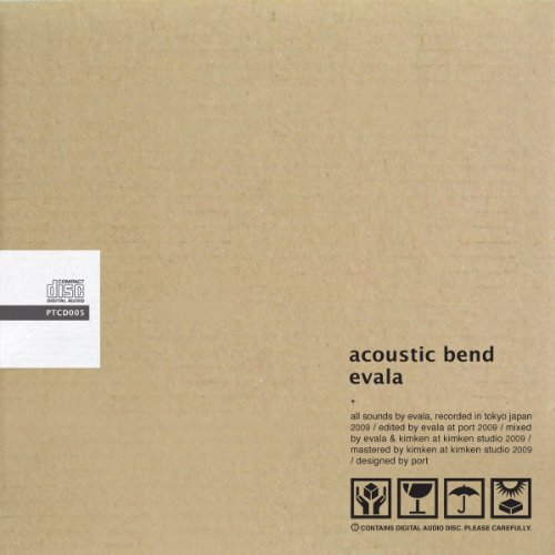 Amazon.co.jp: acoustic bend: evala: 音楽