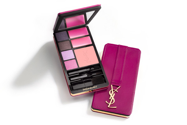 Very YSL Travel Makeup Pink Palette - Rougeberry Fashion