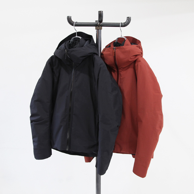 ARC'TERYX VEILANCE Node IS Jacket - Silver and Gold Online Store