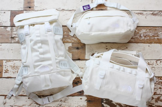 The North Face Purple Label 2010 Spring/Summer Bag Collection | Kulture Streetwear