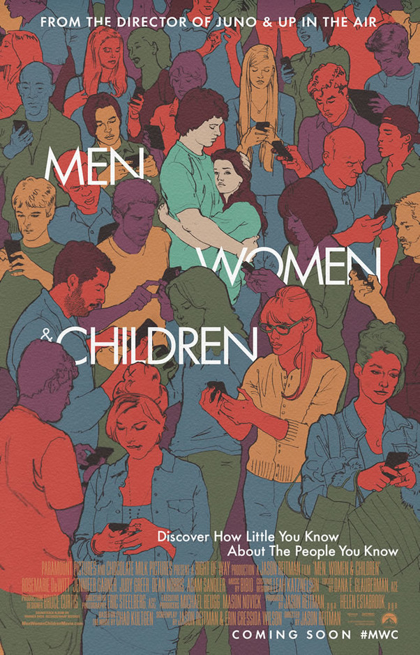 Men, Women and Children poster   Rope of Silicon