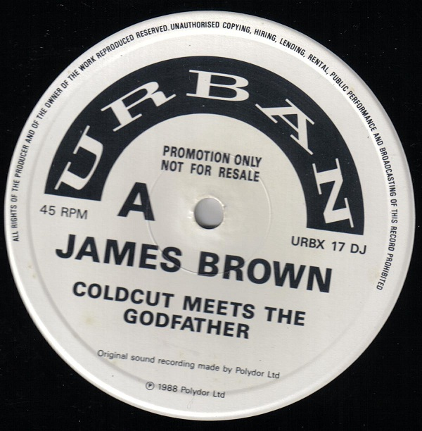 Images for James Brown - Coldcut Meets The Godfather