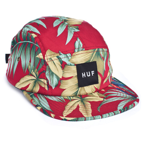 HUF - HUF PARROT VOLLEY RED