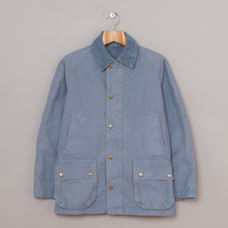 Barbour Rambler Jacket (Chambray) | Oi Polloi