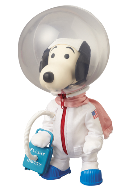 MEDICOM TOY - VCD SNOOPY(ASTRONAUTS Ver.)