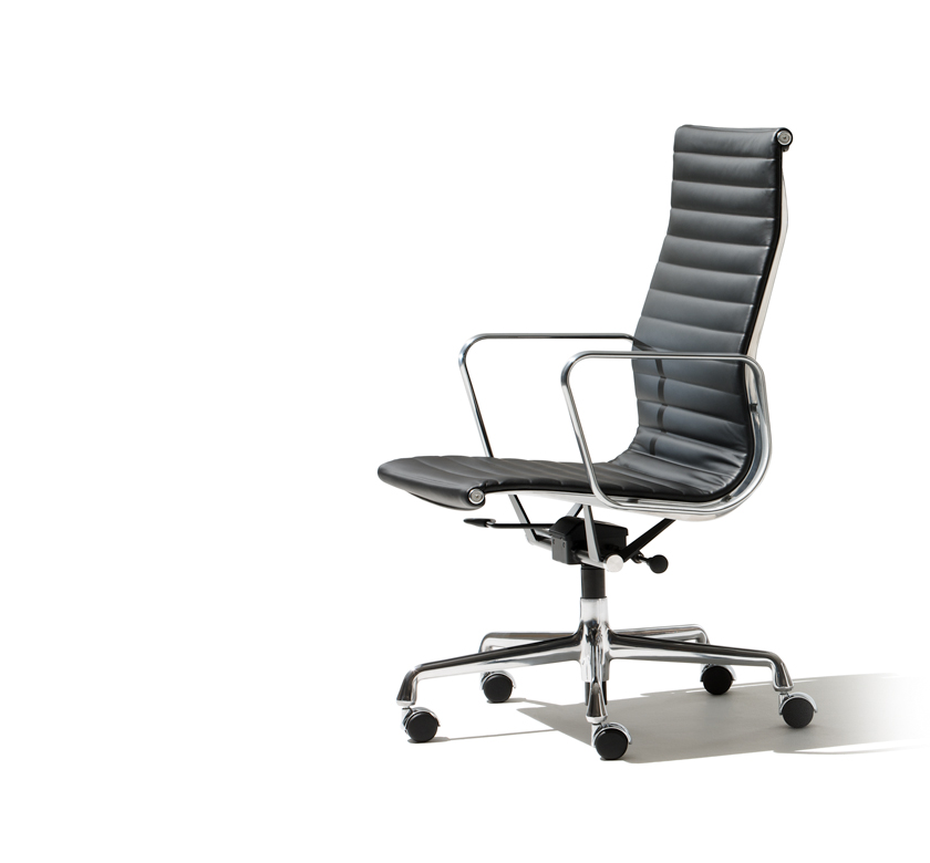 Eames Aluminum Group Chairs - Products - Herman Miller