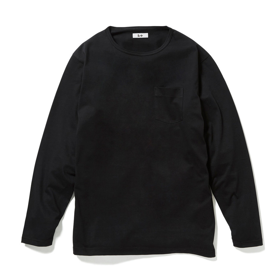POCKET L/S TEE|HEAD PORTER PLUS|HEAD PORTER ONLINE|ヘッド ポーター オンライン