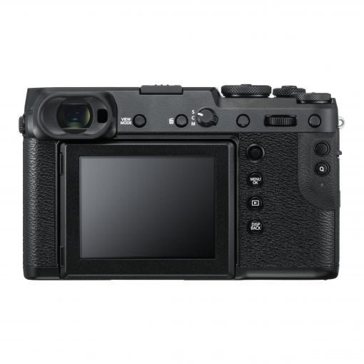 Fujifilm GFX 50R Medium Format Mirrorless Camera Body - Downtown Camera