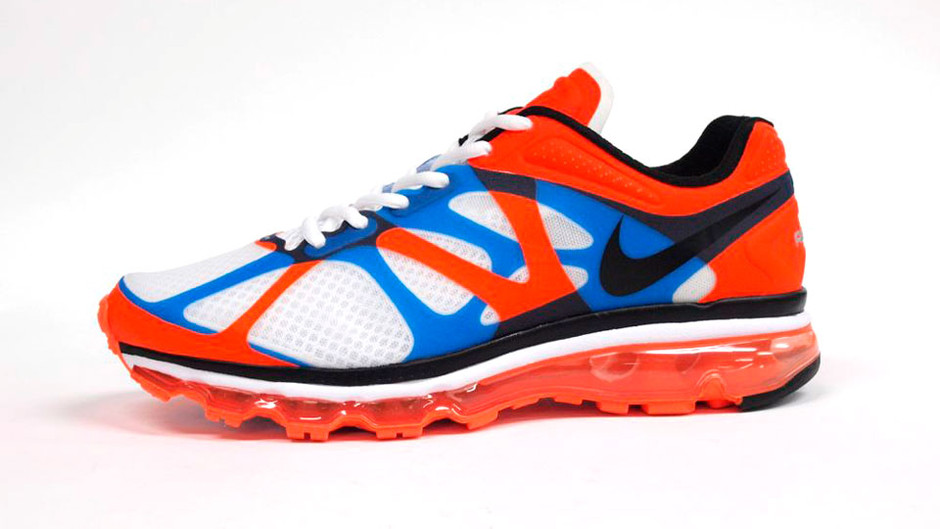 AIR MAX+ 2012 「LIMITED EDITION for EX」 WHT/BLU/ORG ナイキ NIKE | ミタスニーカーズ|ナイキ・ニューバランス スニーカー 通販